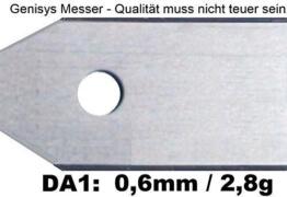 30 Ersatzmesser für Husqvarna Automower - 1